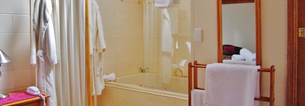 Luxurious towels bath robes